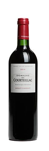Domaine de Courteillac - Bordeaux supérieur - 2014